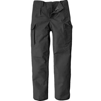Pantalone militare esercito tedesco molesckin colore  nero