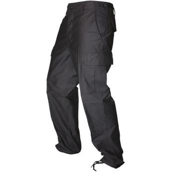Pantalone Militare Americano BDU Rip-stop NERO