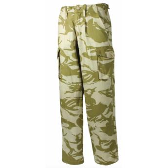 Pantalone militare inglese desert dpm usati 1° scelta