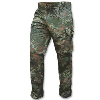 Pantalone esercito tedesco mimetismo flecktarn usato 1°scelta