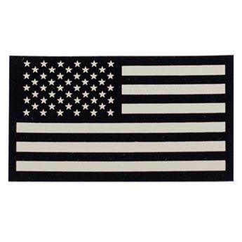 Bandiera americana IR a infrarossi