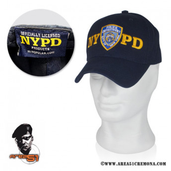 Cappello NYPD Police New York