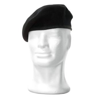 Basco  esercito  italiano Nero