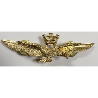 Spilla Pins grande  brevetto pilota aeronautica militare
