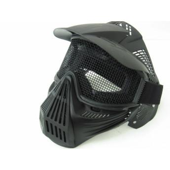 Maschera da sofait modello predator nera