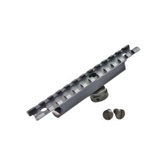 slitta per ottica per fucile  m16 e m4