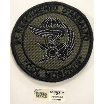 Patch  9° Reggimento paracadutisti Col Moschin