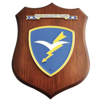 Crest Militare Brigata Paracadutisti Folgore