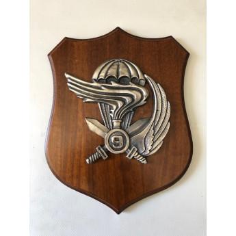 Crest militare 9° battaglione paracadutisti col Moschin