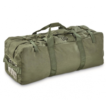 Duffle-bag con cerniera ykk zainabile