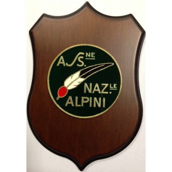 crest  associazione alpini
