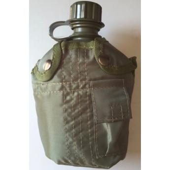 Borraccia militare verde od da 1 lt