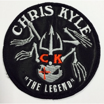 patch chris kyle frog