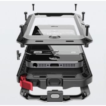 Cover-Case militare iphone 6 e 6S anticaduta, impermeabile