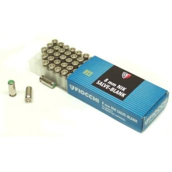 Cartucce a salve per pistola cal 8 mm