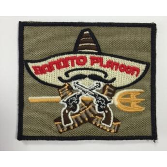 Patch ricamato - bandito platoon- act of valor -navy seal