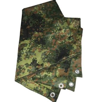 Telo originale militare mimetico tedesco flektarn