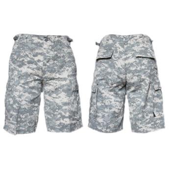 Pantalone corto bermuda militari in Ristop americano acu digital