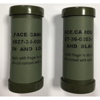 Crema di camuffamento per viso doppio stik