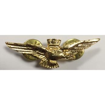 Spilla Pins piccola  brevetto pilota aeronautica militare
