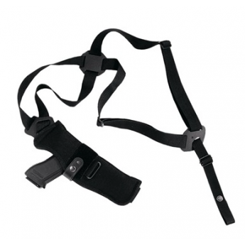 Fondina ascellare verticale per Beretta- Revolver-Glock