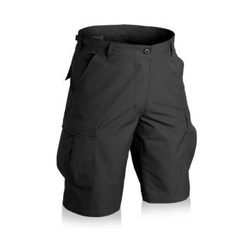 Pantalone corto Bermuda modello  BDU in ristop colore  neri