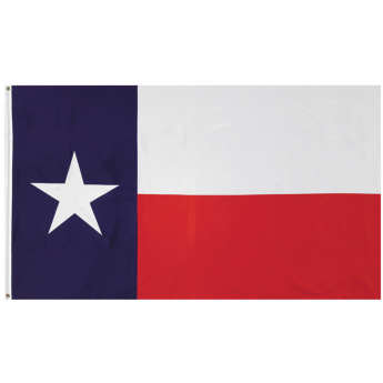 Bandiera-flag TEXAS originale ricamata