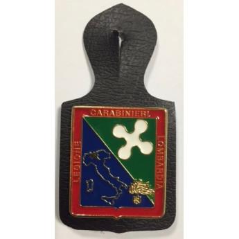 Pendif da taschino legione lombardia carabinieri