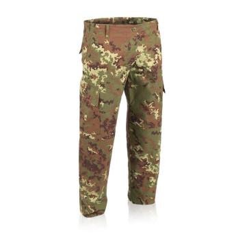Pantalone bdu vegetato italiano rip-stop