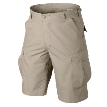 Pantalone corto bermuda militare americano bdu desert kaki