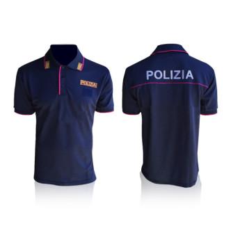 Polo polizia di stato