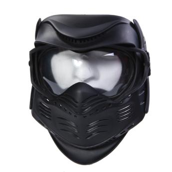 Maschera da softair in gomma
