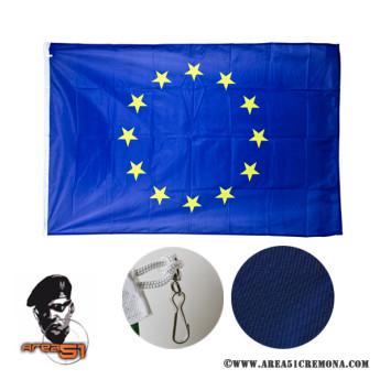 Bandiera Europea in tessuto marino