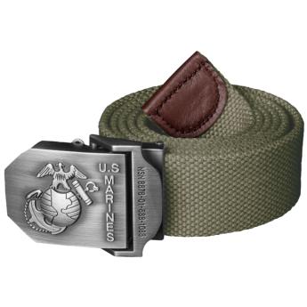 Cintura-belt per pantalone MARINES CORPS
