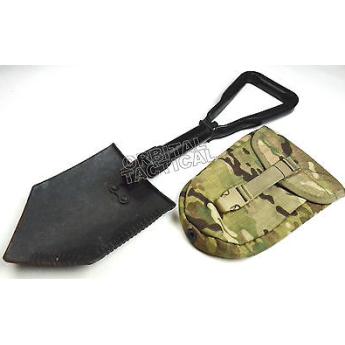 """Pala pieghevole militare americana multicam """"usata"""""""