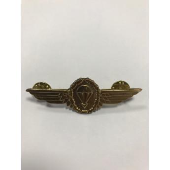 Brevetto militare da paracadutista tedesco dorato