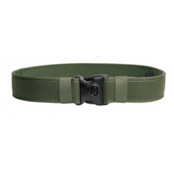 Cinturone security e da tiro dinamico in cordura verde od