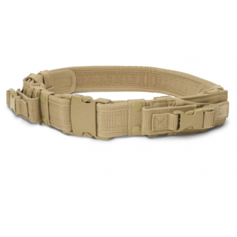 Tactical belt in corder desert coyote