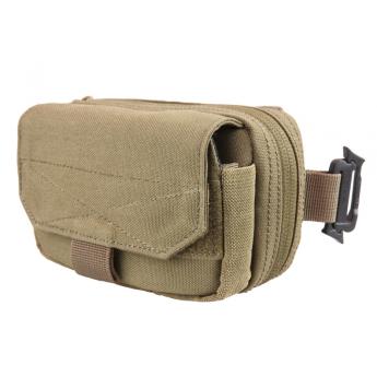Tasca porta accessori con sistema molle coyote