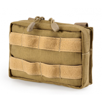 Tasca modulare Pouch coyote tan