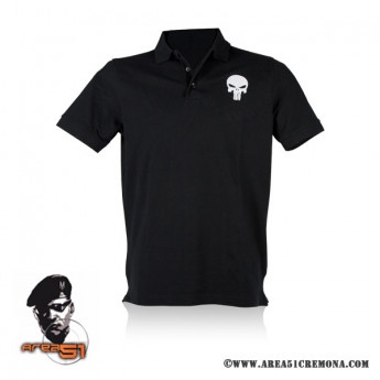 POLO THE PUNISHER NERA