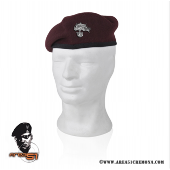 Basco carabinieri Paracadutisti Tuscania Esercito Italiano