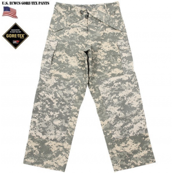 Pantalone Gore-tex ECWCS mimetismo acu marines corp