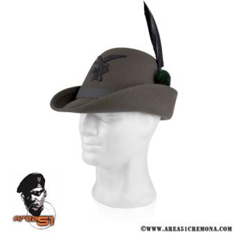 Cappello militare esercito italiano degli Alpini