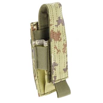Porta caricatore per pistola vegetato italiano