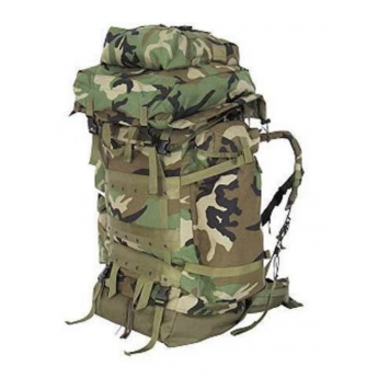 Large Field Pack with Internal Frame and Combat Patrol Pack