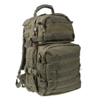 Zaino militare Assault Medio 40Lt verde