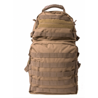 Zaino militare Assault Medio 40Lt coyote