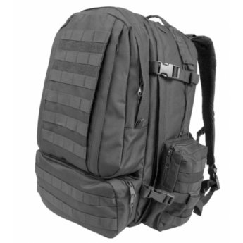 Zaino militare Assault Large 67Lt nero