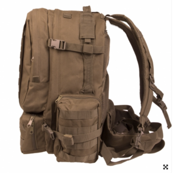 Zaino militare Assault Large 67Lt coyote desert